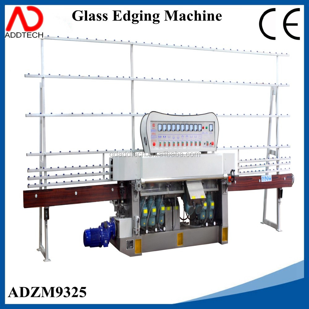 portable glass edge grinding and polishing machine