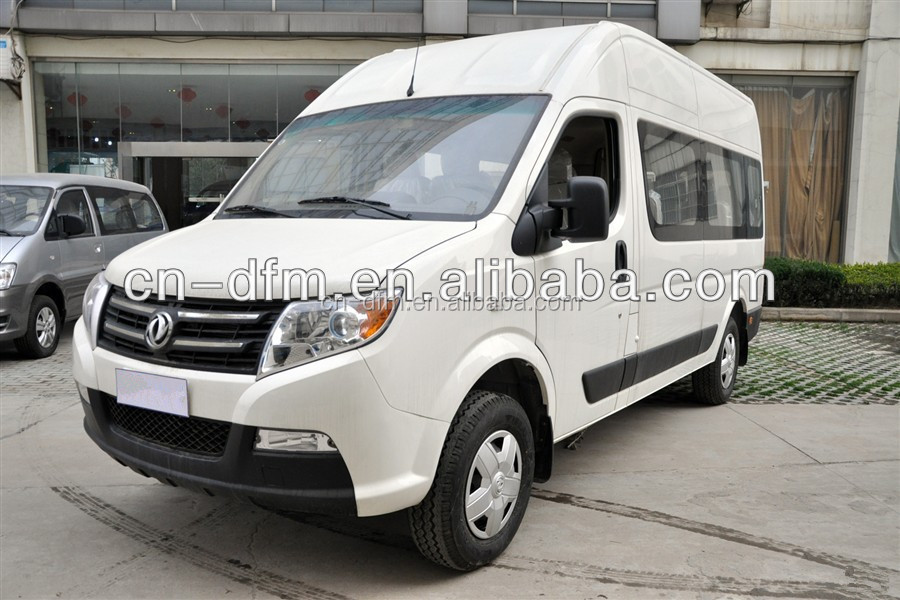 Dongfeng Euro 3 gasoline U-Vane Ambulance car with 173 KW Hyundai 6 gears sale in low price