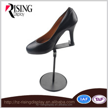 China Manufacture Floor-Standing Metal Shoe Rack For Shoe Store