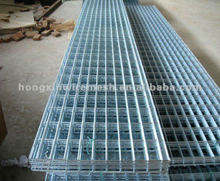 Welded mesh for concrete reinforcing to Israel