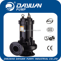 WQ forklift water pump