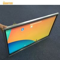 32 inch wall mounting tft commercial multi touch screen panel monitor