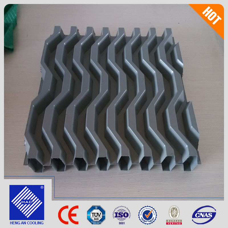 Counter Flow Cooling Tower PVC Filler, Cooling Tower Filling material Fill Types