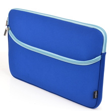 High quality soft padded interior notebook case for Macbook Pro 13