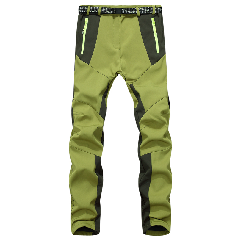 custom made men softshell waterproof outdoor pants