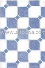 Wall Tiles 200x300mm (8x12) White Base Print