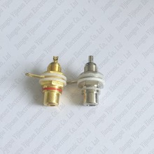 Audio RCA Connector Female Adapter Socket