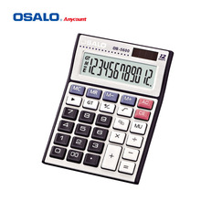 OS-5600 calculator solar cell desktop designs