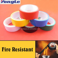 BLACK PVC ELECTRICAL TAPE Fire retardant HIGH QUALITY