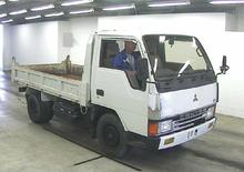 MITSUBISHI CANTER TIPPER TRUCK / 4D32 ENGINE