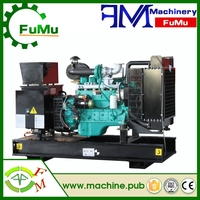 Leading technology 15kw used diesel generator for sale