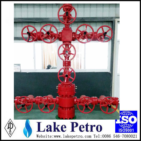 Wellhead Equipment Christmas Tree/X-mas Tree for Oil production
