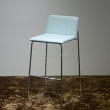 saloon furniture adult metal bar stool high chair D-152