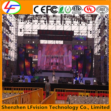Cheap And Flexible Waterproof Outdoor LED Display Billboard Quick Installation
