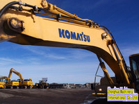 used excavator ,used digger PC300 PC100 PC210 original Japan