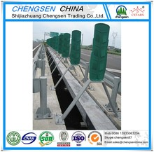 Good service two waves highway guardrail/safety crash barrier
