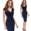 OEM fashion latest ladies summer sexy dress , wholesale women midi dress