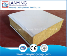 zlock rockwool sandwich panel with high quality