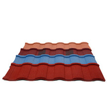 cheap metal color stone coated roofing sheets prices in ghana