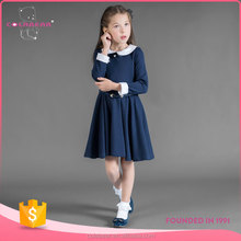 Philippines Style Primary School Uniforms Children Girl Primary School Uniform Factory