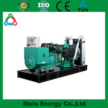 High Efficiency Water-cooled 15kw Natural Gas Generator