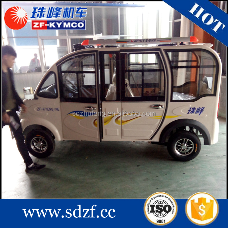 Best selling 6 passenger electric suv chery car