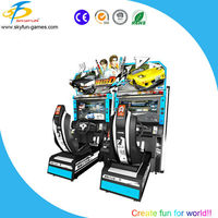 Double player car game,cool adult simulator car racing game
