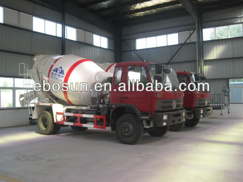 NEW DONGFENG Cement Mixer Truck (6*4)