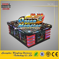 IGS 8 players Ocean King 3 monster fish hunting video arcade fishing game machine for sale