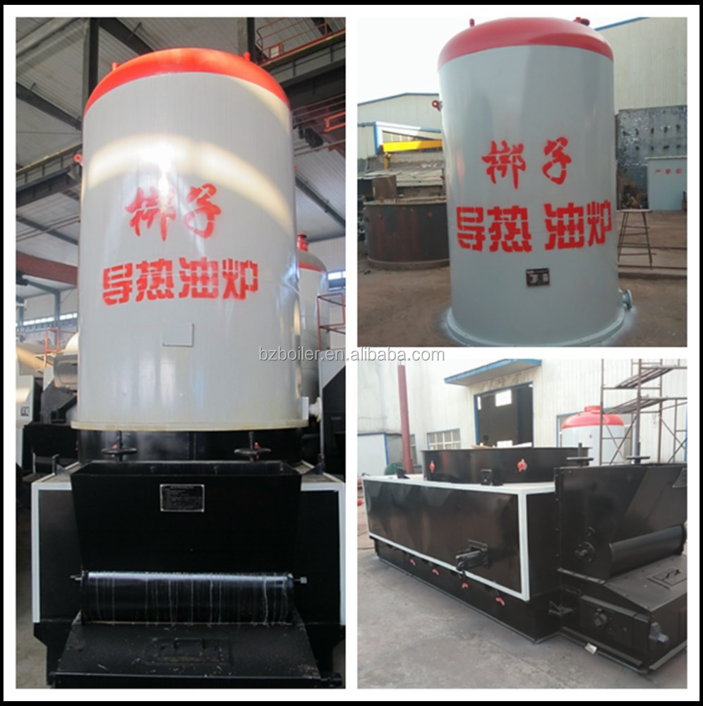 700KW coal fired thermal oil boiler