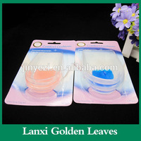 Foot care gel heel cups/silicone heel insoles foot health cushion