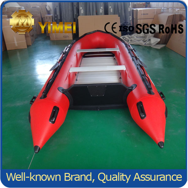 Inflatable Fishing Pedal Boat,Inflatable Boat With Electric Outboard Motor For Sale
