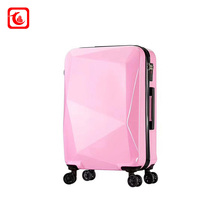 Best Zipper 24 20 Hard Polycarbonate Plastic Cover Abs Trolley Luggage