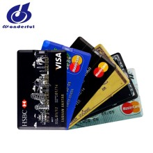 credit card type and VIP card type USB flash drive with customize logo