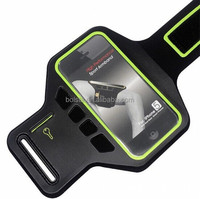 Stylish Colorful Soft Outdoor Cell Phone Sport Armband