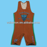 Custom Lycra Wrestling Suits