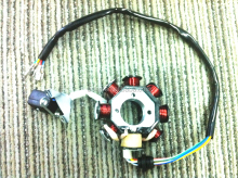 GY6 8 Coil 150CC Stator for Motorcycle ATV Scooter