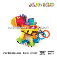 promotional soft printing child toy store