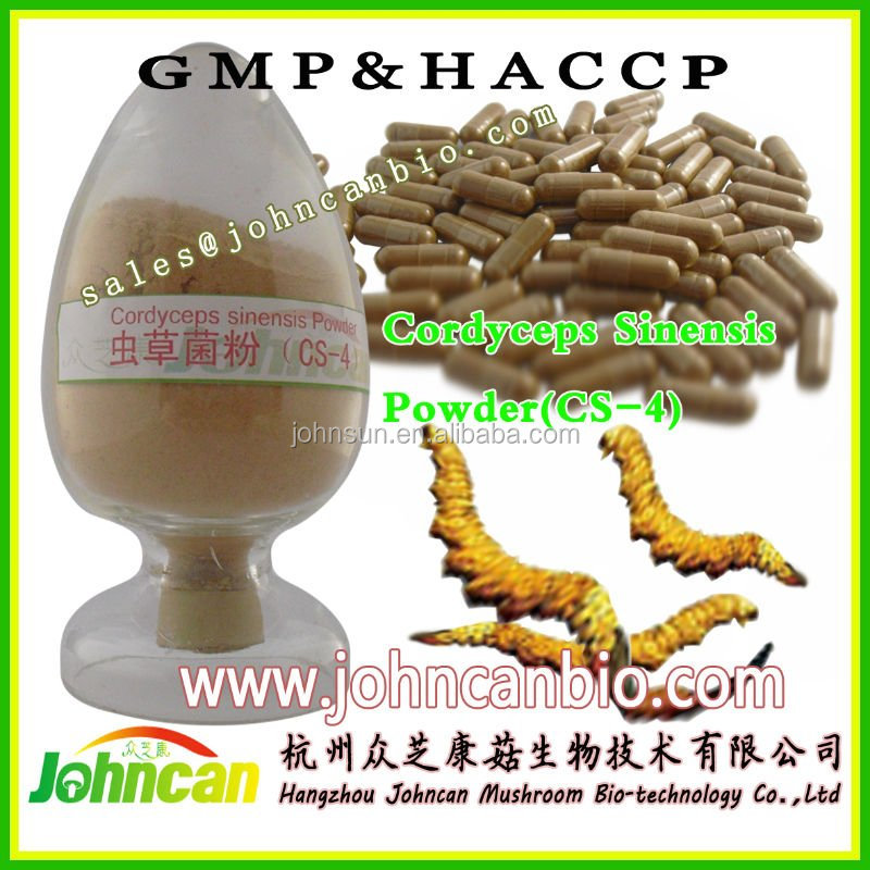 Health Care Supplies Wholesale 100% Natural Cordyceps Sinensis Extract