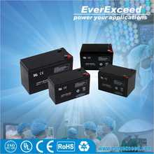 EverExceed 12v 20ah china small gel deep cycle rechargeable battery manufacturer