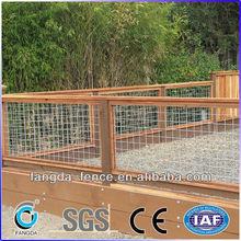 Modern Wrought Iron Fence ( ISO9001 & CE certifications)