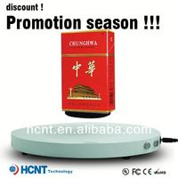 New invention 2013 !! Magnetic Floating pop display ,glass store mobile phone display showcase