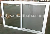 PVC mosquito net windows, pvc profile for windows and doors