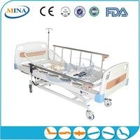 MINA-EB3706 home care 3-Function electric medical treatment beds