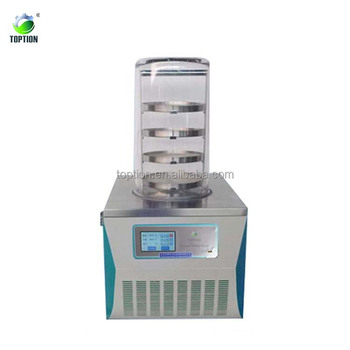 Toption small stainless steel home freeze dryer TOPT-10A