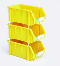 Virgin industrial plastic auto parts storage bins
