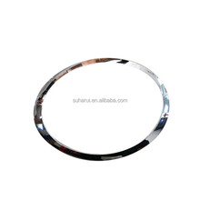 mini cooper r56 headlight chrome bezel ring cover molding strip for 2010-2014 mini cooper R56 parts