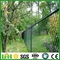 2016 Used Galvanized Chain Link Fence for sale(direct factory)