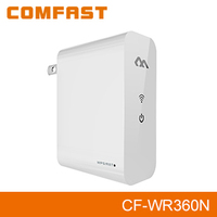 CF-WR360N Celular Long Range wifi transmitter with RJ45 port 300Mbps Repeater Booster Amplifier for Mobile Phone