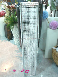 ERO3 becautiful and cheap Crystal Beaded Waterfall Centerpieces for Wedding ORE37